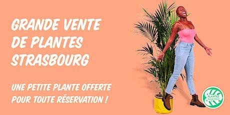 Grande Vente de Plantes - Strasbourg billets