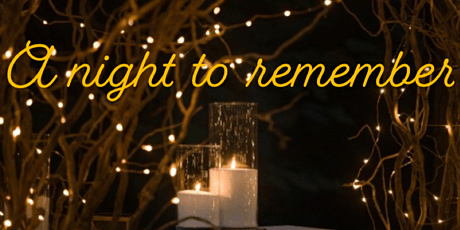 A Night to Remember, an evening of music, dancing and memorable moments tickets