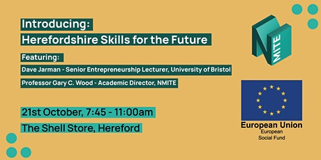 Introducing: Herefordshire Skills for the Future tickets