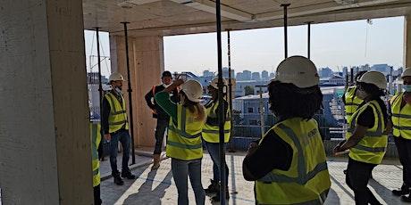 Women into Construction  Employment Programmes Autumn 2021 tickets