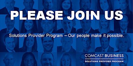 Copy of Comcast Business - November 2020 - Partner ICB Training tickets