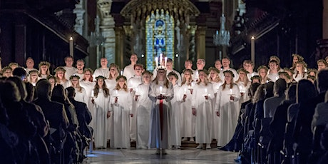 Lucia St Pauls Cathedral tickets
