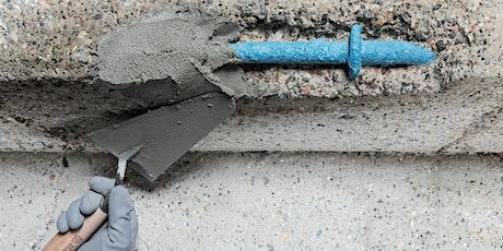 Sistemas de Restauración de Concreto entradas