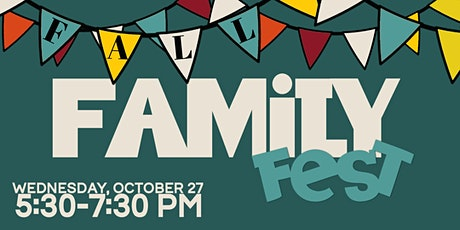 Fall Family Fest 2021 tickets