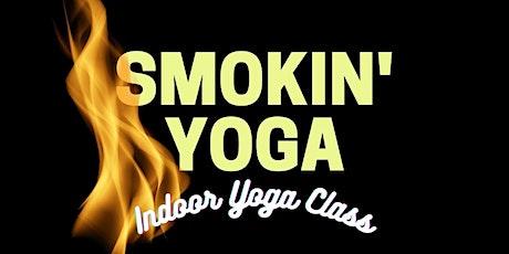 Smokin' Yoga Halloween tickets
