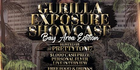 Gurilla Exposure Showcase Bay Area Edition tickets