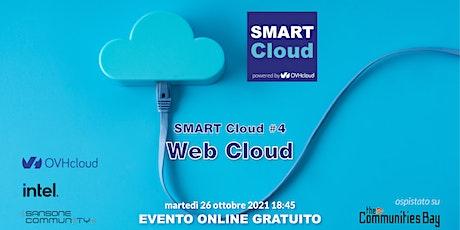 SMART Cloud #4 • Web Cloud biglietti