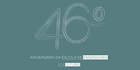 46º Aniversário da EEUM - Presencial bilhetes