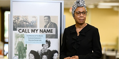 Call My Name: African American Lives at Clemson with Dr. Rhondda Thomas tickets