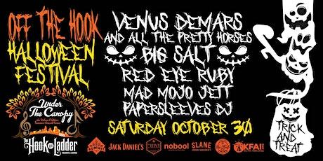 """Off The Hook"" Halloween Festival tickets"
