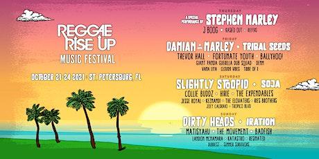 Reggae Rise Up Florida Festival 2021 tickets