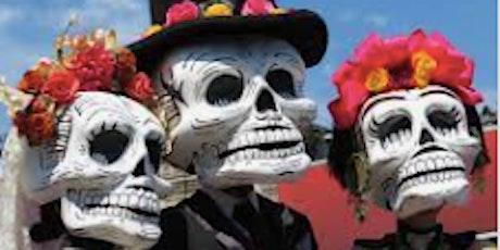 Dia de los Muertos at the Historic Asistencia tickets