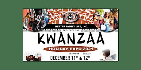KWANZAA Holiday Expo 2021 tickets