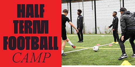BADU Football Camp -October 2021 tickets