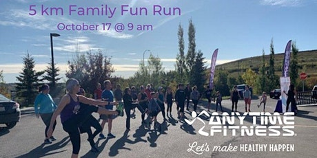 5 km Family Fun Run tickets