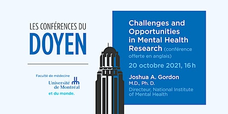 Challenges and Opportunities in Mental Health Research tickets