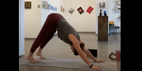 Art of Flow - All levels yoga tickets