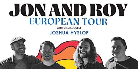 Jon & Roy | Strom, München Tickets