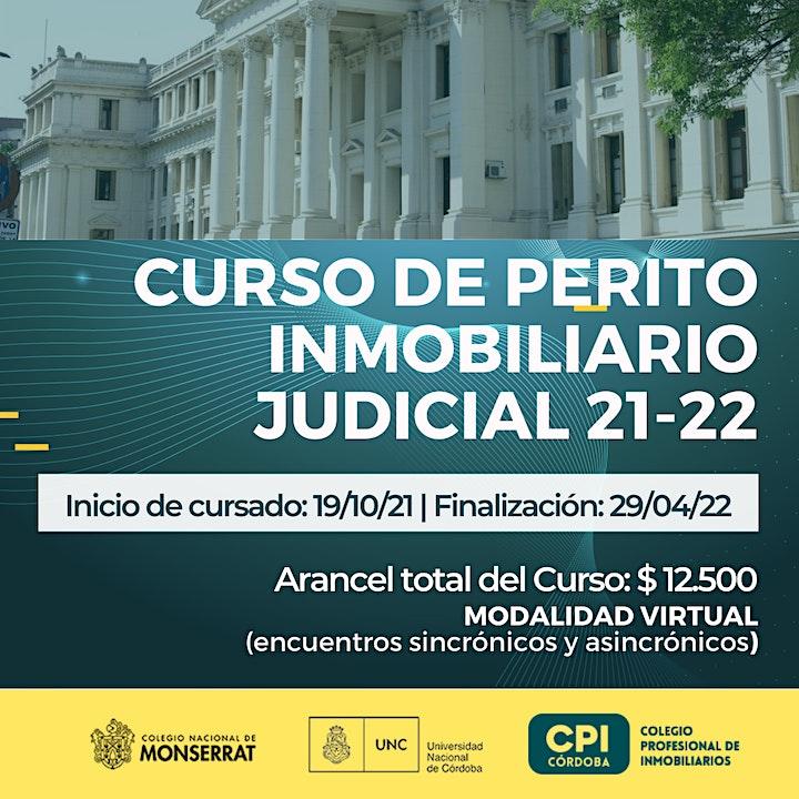 Imagen de CURSO DE PERITO INMOBILIARIO JUDICIAL 21-22