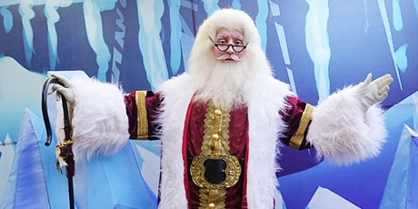 Santa's Daytime Grotto at Edinburgh Zoo, 22nd Dec tickets