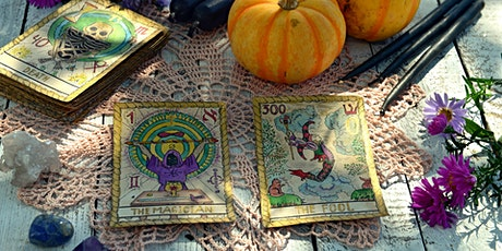 Tarot for Magic and Mediumship Live on Zoom tickets