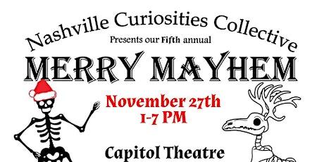 5th Annual Merry Mayhem tickets