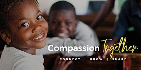 Compassion Together - Newport billets