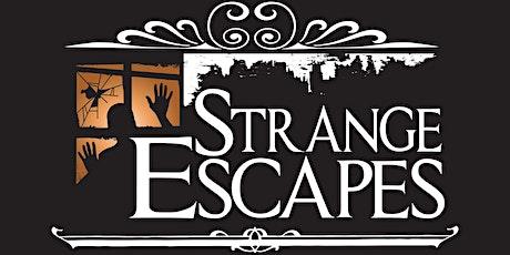 Strange Escapes Presents Spirits of the Mount Washington Hotel tickets