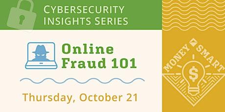 Online Fraud 101 tickets