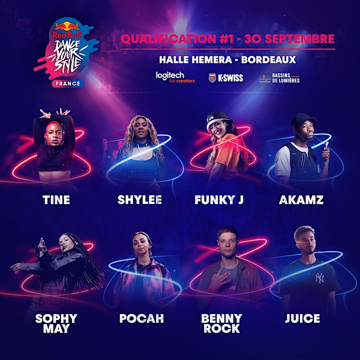Image pour Red Bull Dance Your Style
