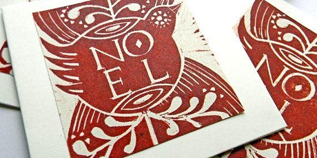 Christmas Printmaking Workshop tickets