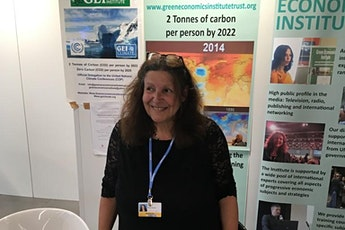 Green Economics Institutes -COP26 Green Hub Exhibition Stand tickets