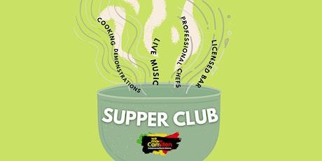 Camden Black History Season: Library Late Supper Club tickets