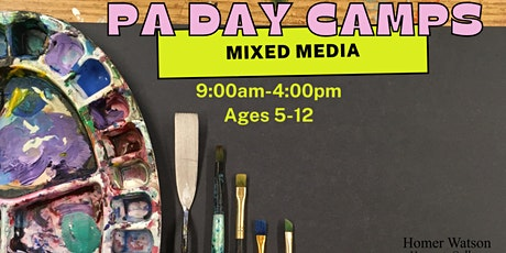 PA Days at HWHG tickets
