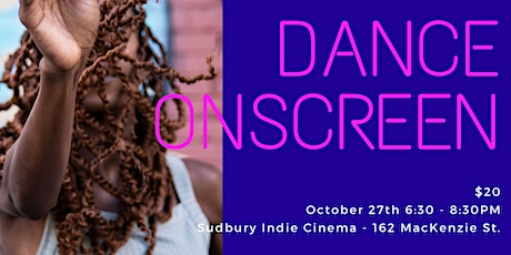 Branch Collective presents DANCE ONSCREEN tickets