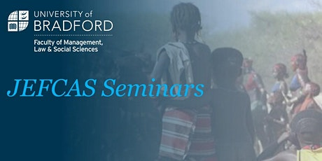 JEFCAS and PSID International History Group joint webinar tickets