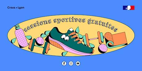 Sessions sportives Parc Blandan -  octobre 2021 billets