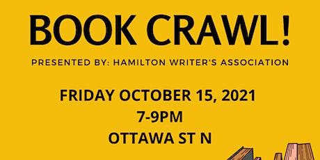 Hamilton Book Crawl tickets