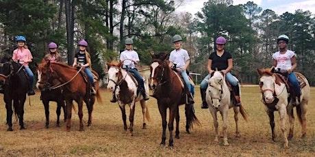 Horse Club (Grades 5-12/$120) tickets