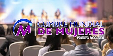 Cumbre Mundial de Mujeres Puerto Rico tickets