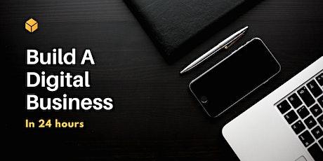 Build A Digital Business in 24 hours billets