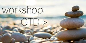 """Workshop GTD """"A Arte da Produtividade Sem Stress"""""""