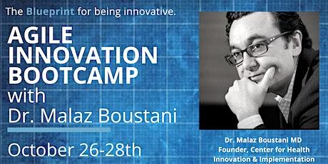 Agile Innovation Bootcamp tickets
