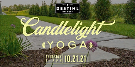 Candlelight Yoga in the Courtyard tickets