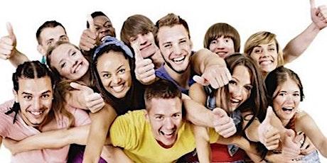 Reunión de Jóvenes entradas