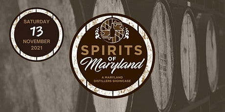 2021 Spirits of Southern Maryland tickets