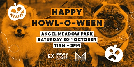Ex-Paw Howl-O-Ween tickets