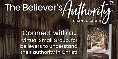 Change Group - Walking In Your Authority tickets
