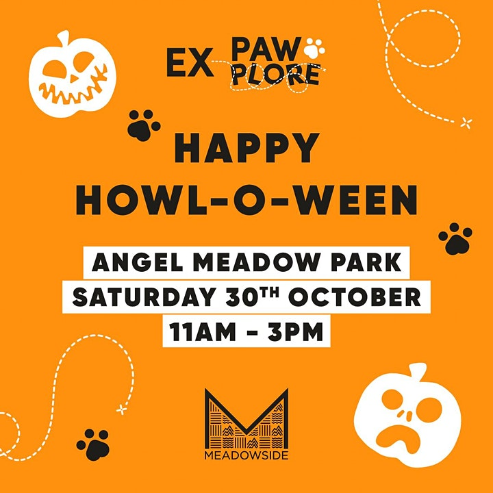 Ex-Paw Howl-O-Ween image
