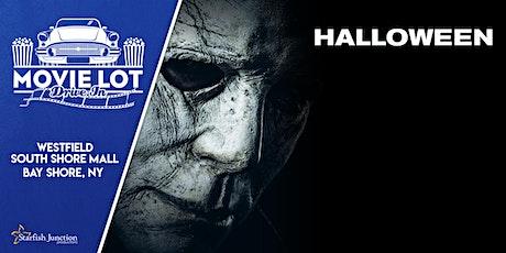 Movie Lot Drive-In Presents:  Halloween - Saturday 10/23/21 tickets